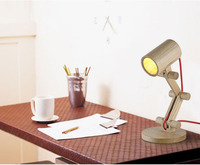 Modern Design deformable wooden desk lamp fashional table lamp