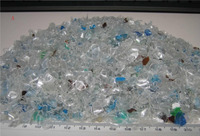 2016 HOT SELL!! PET FLAKES HOT WASHED CLEAR scrap/PET BOTTLE SCRAP