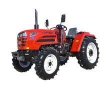 Best price hot-sale Luzhong454 Small Farm Tractor made in China