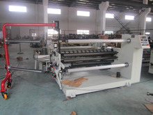 Foam Tape Slitter Rewinder With 3 Inch Shafts