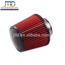 Low price universal exhaust one year limited warranty car air filter
