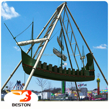 China super fun outdoor amusement park rides kids pirate ship for sale