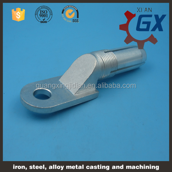 GX series copper cable terminal lug size