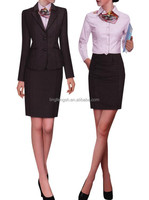 2015 Top Quality Classic Business Women Suits / Office Ladies Suits..OEM.OBM