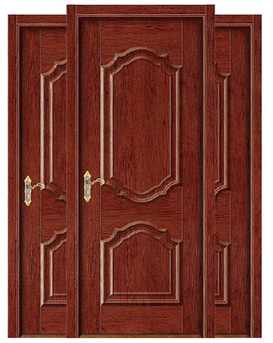 2016 hot chinese products plywood/mdf flush door price