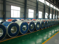Z70 thickness galvanized steel coil for construction