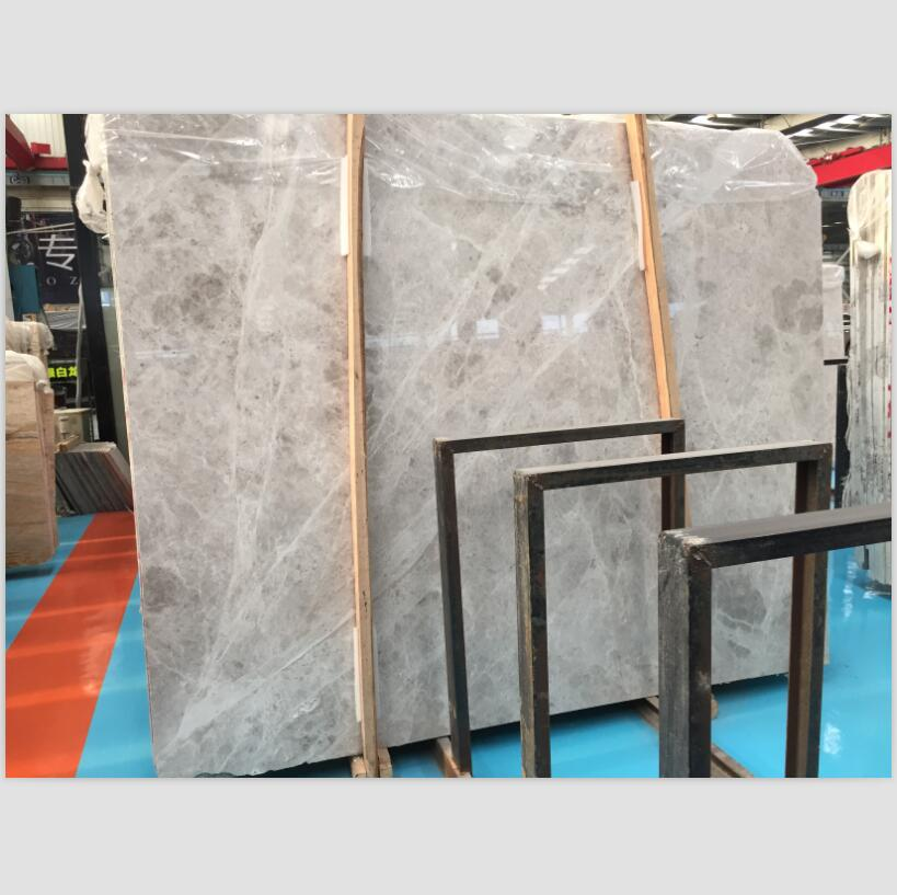 Northern aurora polaris beige marble slab price in china