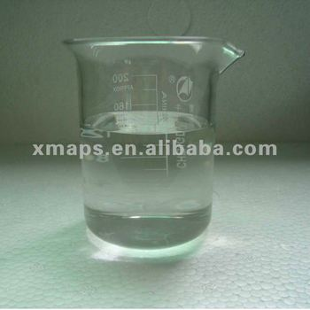 Optical clear liquid silicone for LED adhesive