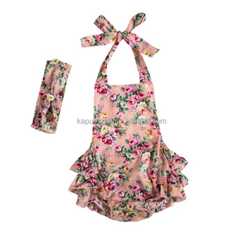 Bulk sale children clothes baby rompers vintage girl clothes