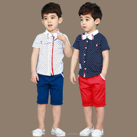 Wholesale kid clothes/baby clothes set 2 pcs baby clothes made in china