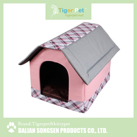 China high quality new arrival latest design cheap pet carrier plastic quality house