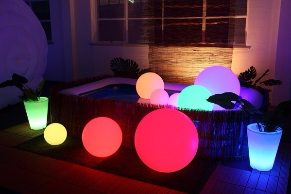 Christmas party lighting ball glow ball led ball