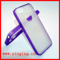 2012 new cell phone case for ipone5, TPU +PC material