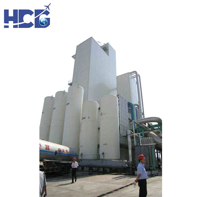 Environmental protection small liquid nitrogen plant machine production plant