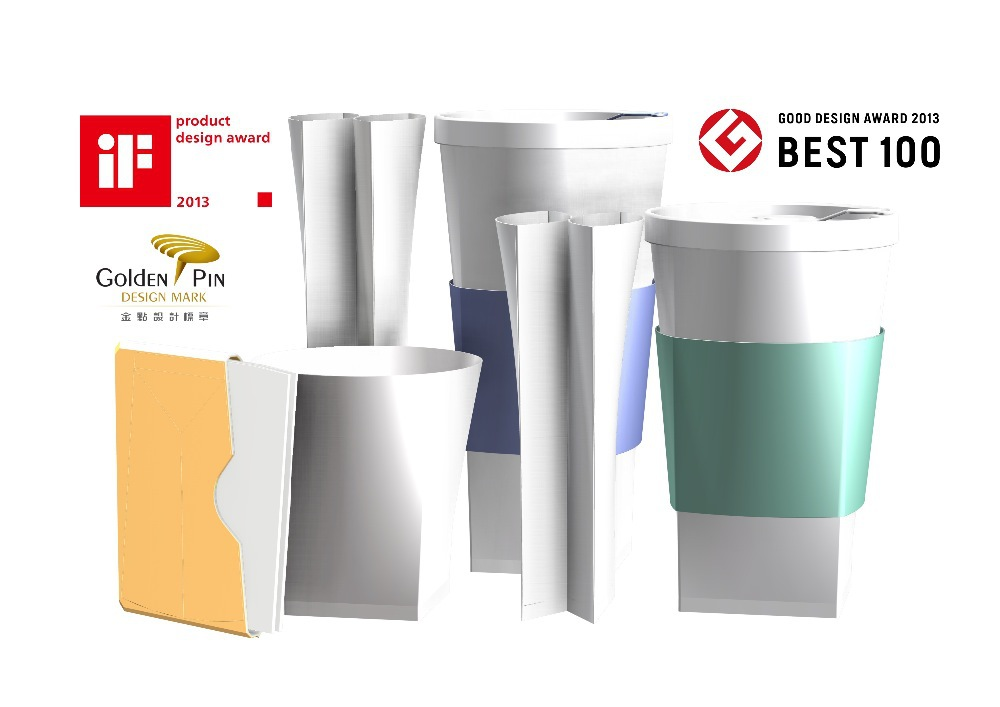 made in taiwan new innovative plastic products 2015 collapsible cups