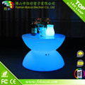 Modern Led Furniture Sofa Plastic lighting Sofa commercial bar furniture for sale