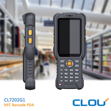 CL7202G1 wince6.0 RFID Portable bluetooth rfid reader