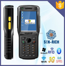 Industrial High Quality UHF Handhled Barcode Scanner PDA