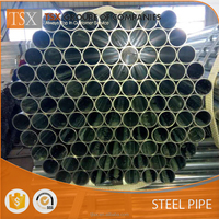 TSX-GSP2003 steel scaffolding pipe weights/galvanized iron scaffolding pipe made in china
