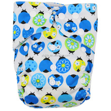 one size fits baby cloth diaper pocket baby diapers washable wholesale in China