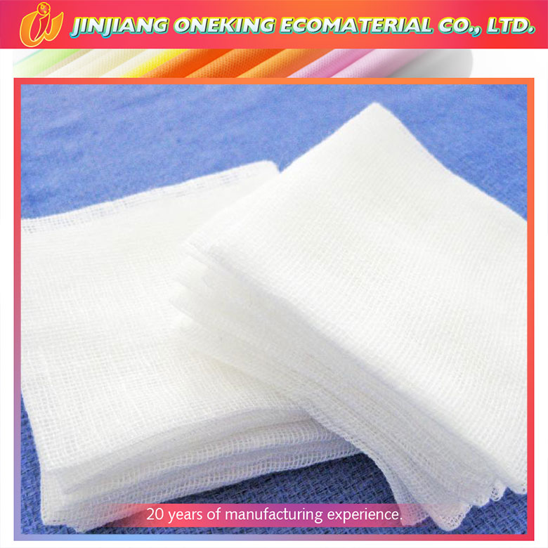 Eco-friendly cheap breathable cellulose nonwoven fabric interlining for medical