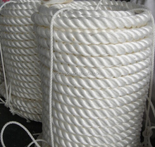 1.5 inch nylon rope supplier for ship used rope