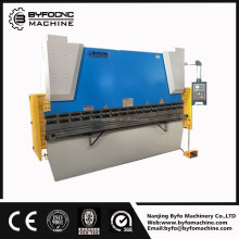 hydraulic press brake for MS / CARBON steel sheet metal cnc bending machine