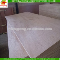 high quality bintangor plywood sheet