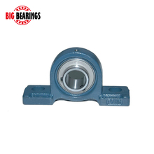 High performance UCP307 waterproof pillow block bearing with housing