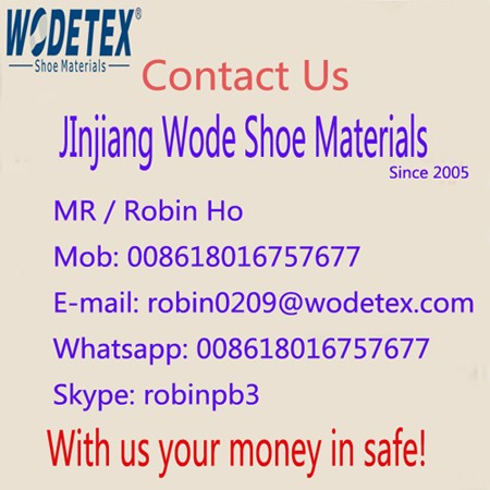 Wodetex Good hardness Shoe Insole Board Materials For Shoe Making