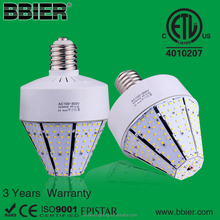 e27 led corn light lamp 60w with ETL listed 3 years warranty