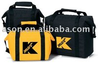 polyester soft cooler bag with handle