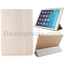 Tri-Fold Smart Leather Protective Cover Case For iPad Air 2