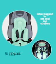 Infant Support for Car Seats and Strollers