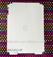 9.7'' Tablet Carbon Fiber Skin for Ipad Air Back Sticker Decal
