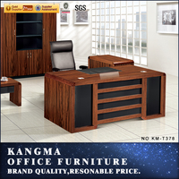 mahogany wood promotion office furniture vintage