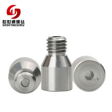 ODM OEM Excellent Quality Customized Cheese / Cup / Cylinder Head Aluminum Screws