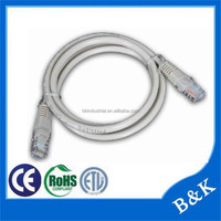 Manila electrical jumpers 8 conductor rj45 plug