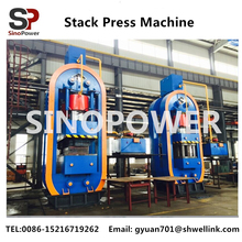 Stack Press Machine/Cold Press Machine