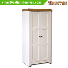 White Modern Wooden wardrobe