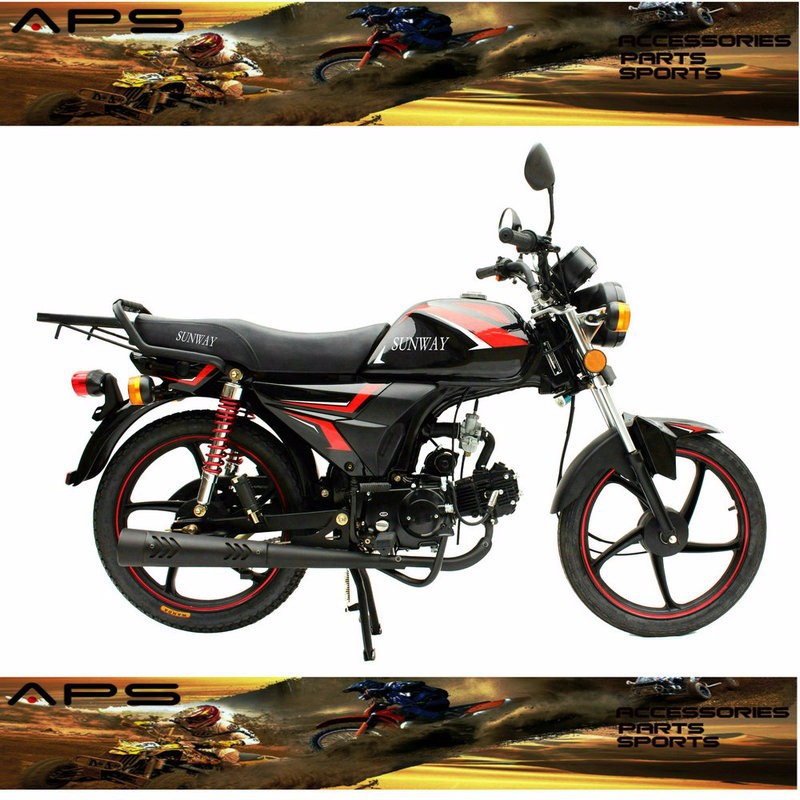 Motorcycle / Motorbike 48CC with EEC
