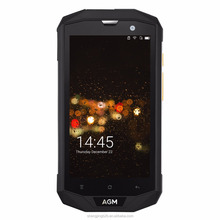 AGM A8 32GB outdoor mobile phone military dual sim mobile phone ip68 4g android phone for wholesale