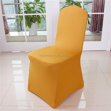 Popular Party Favor Spandex Folding Chair Cover