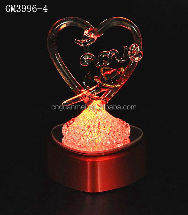 Romantic led gifts for valentine's day