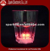 led drink glass