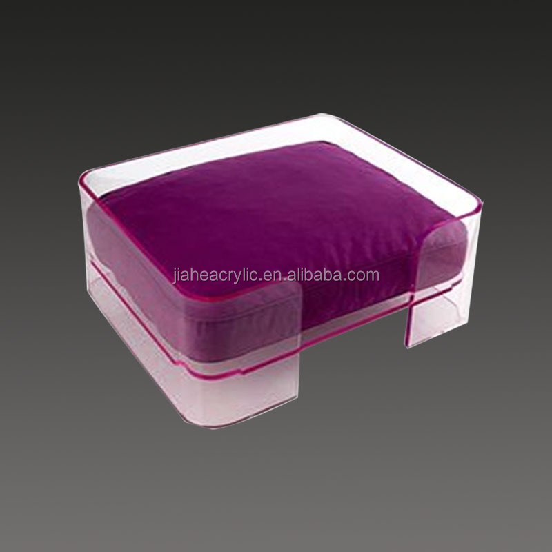 Superior quality acrylic sofa bed luxury pet dog beds