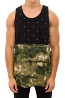 Front Sublimation Tiger Print Vest/Front print custom designs tshirt/high fashion men clothing