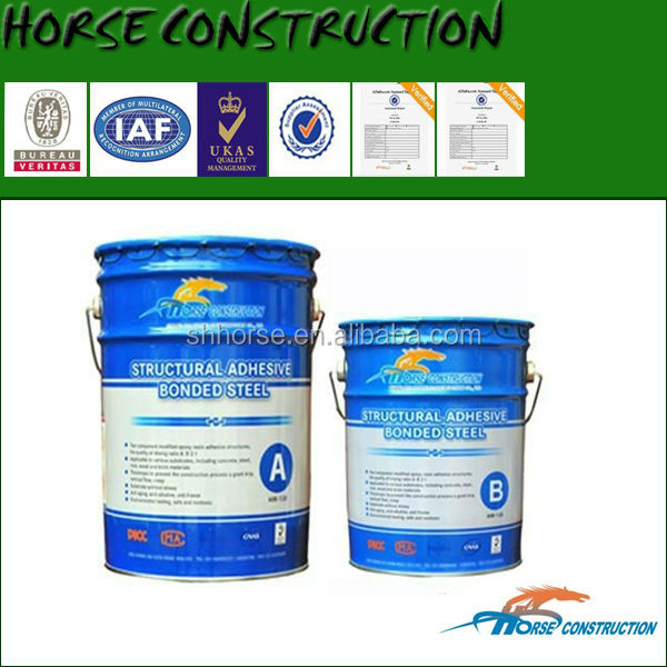 Anti-corrosion Steel Bonded Adhesive for bonding reinforcement