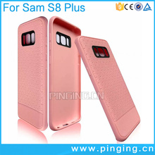 Ultra Thin Non-slip PC TPU Hybrid Case For Samsung Galaxy S8 Plus