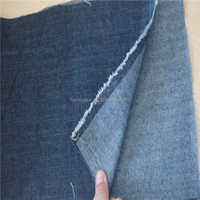 Pakistan wholesale denim fabric stock lot for work wear/sky blue hot sale cheap and high quality stretch cotton denim fabric